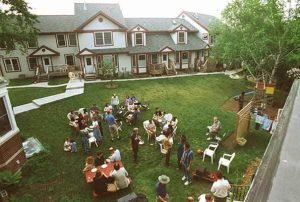 Communes to Cohousing