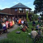 Outdoor community group