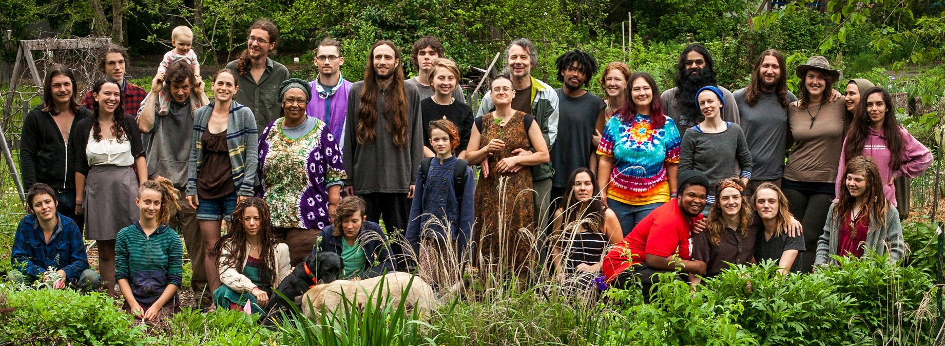 Acorn Community Group Photo 2016