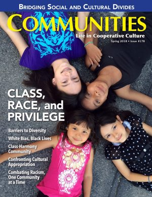 Communities magazine #178 Spring 2018