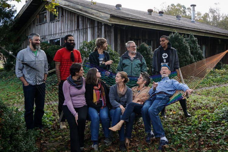 FIC staff meeting fall 2018
