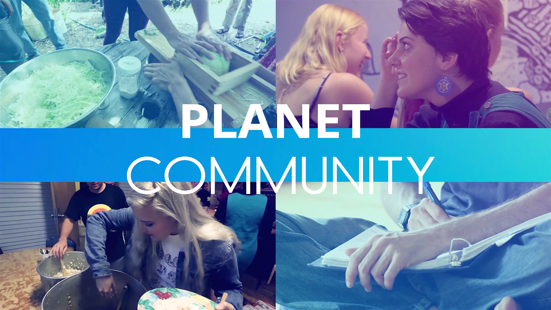 Planet Community banner