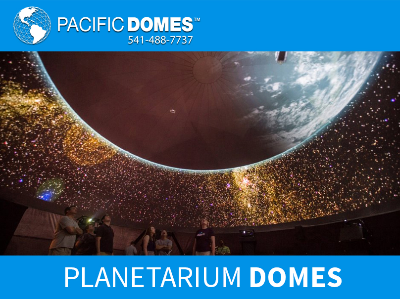 Ecoliving Domes by Pacific Domes, USA made - Foundation for