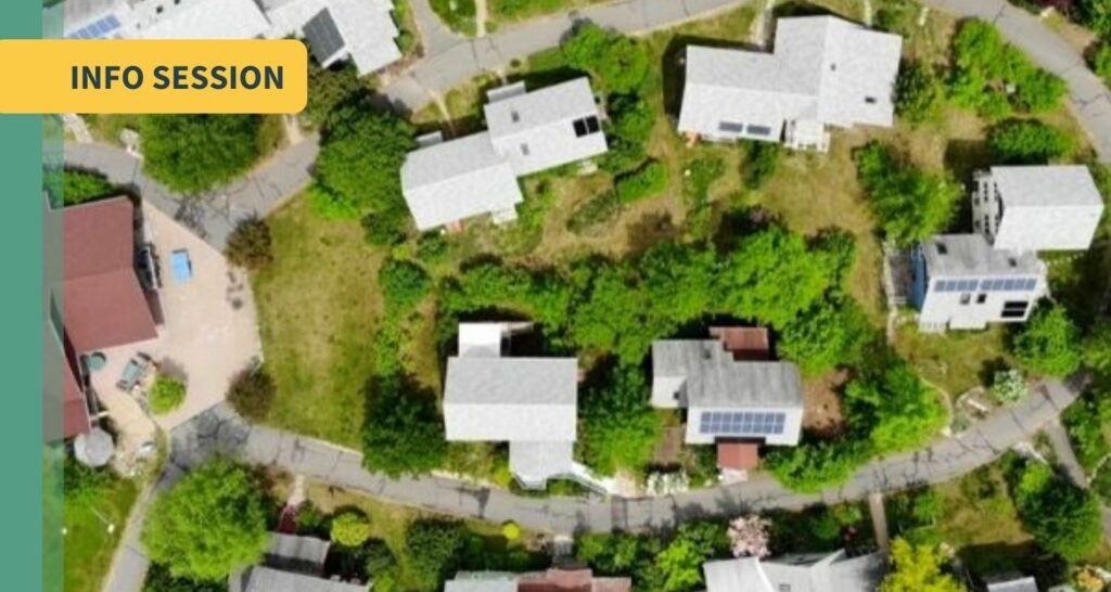 Creating an Affordable Cohousing Community Info Session image