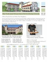 10 Units Available! Cultivate life as a member of the Aria Cohousing Community!