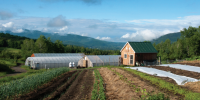 Cite Ecologique Learning Center in Colebrook, NH