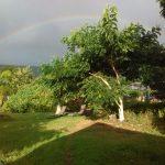 rainbow over one island 1