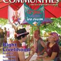 Fantastic Communities Back Issues: Right Livelihood