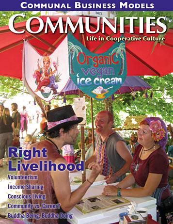 Communities back issue #152 Right Livelihood
