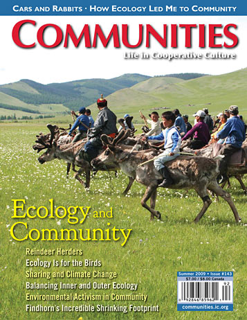 Ecology and Community #143