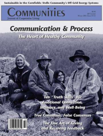Communities #113 Communication and Process
