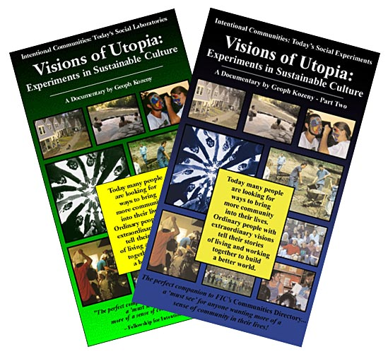 Visions of Utopia DVD set